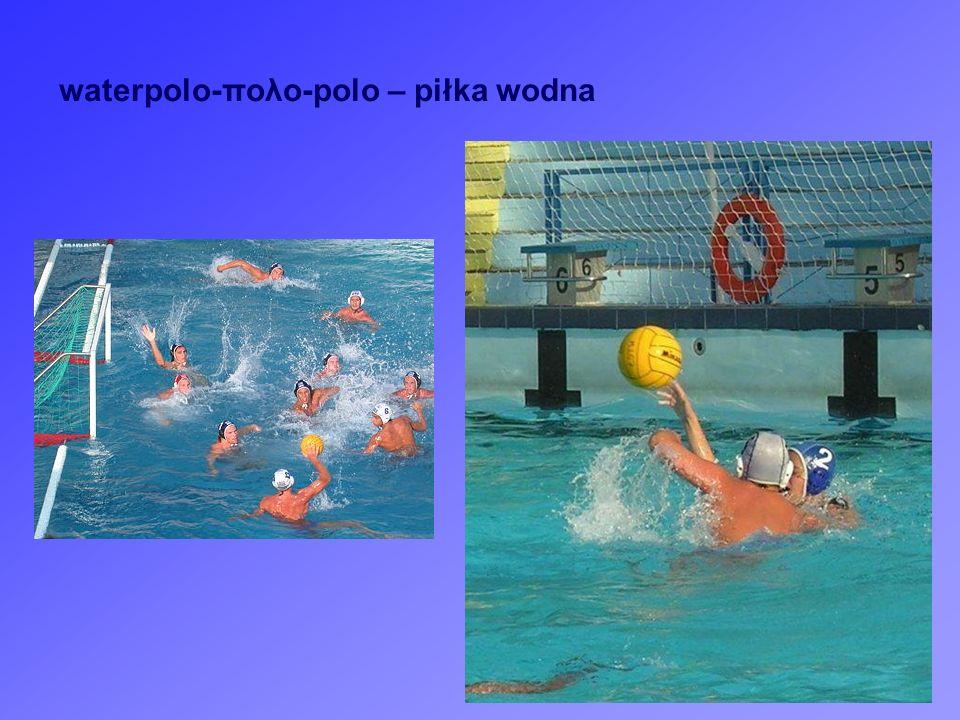 waterpolo-πολο-polo – piłka wodna