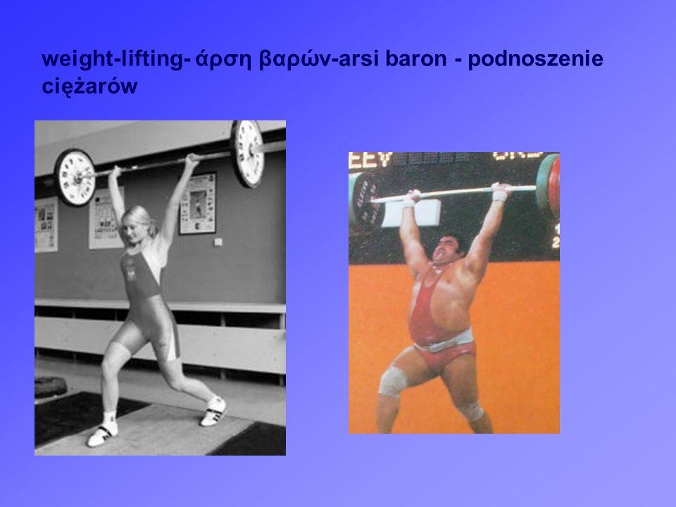 weight-lifting- άρση βαρών-arsi baron - podnoszenie ciężarów