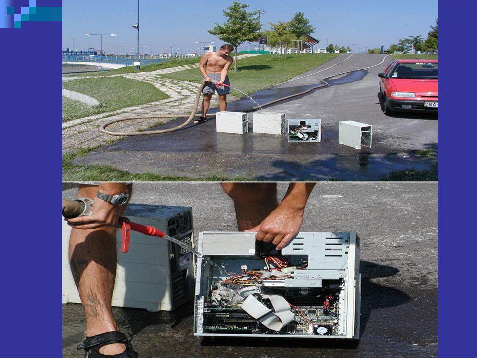 Πώς να καθαρίζετε σωστά το εσωτερικό του υπολογιστή σας
