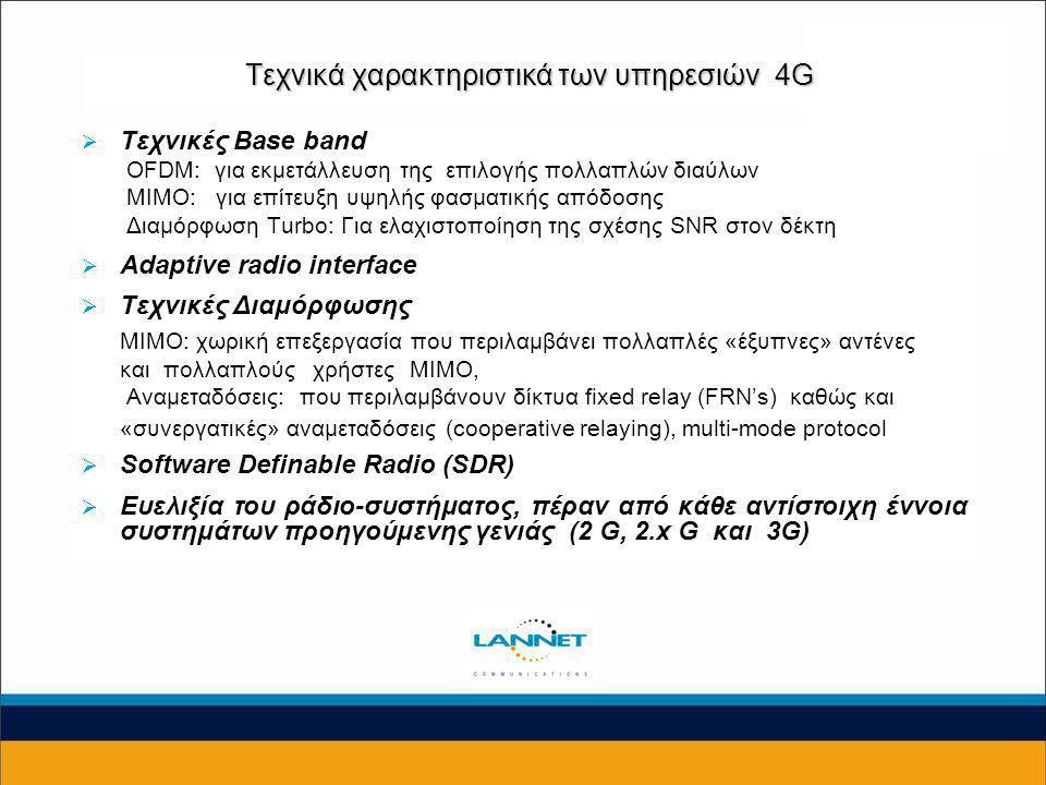 10 Η Ευρυζωνικότητα υπό την προοπτική του χρήστη Απαιτήσεις Υπηρεσίες Επιθυμίες....ποια υπηρεσία...