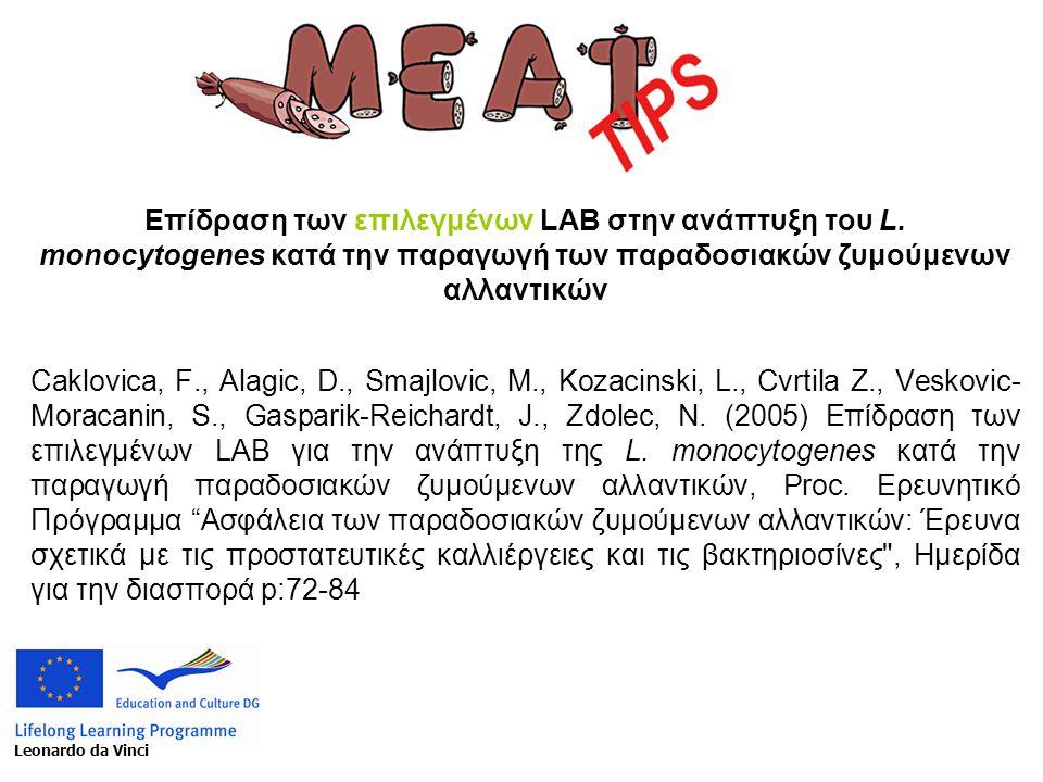Η ζύμωση και η ξήρανση των προϊόντων με βάση το κρέας είναι πιθανώς από τους αρχαιότερους τρόπους συντήρησης.