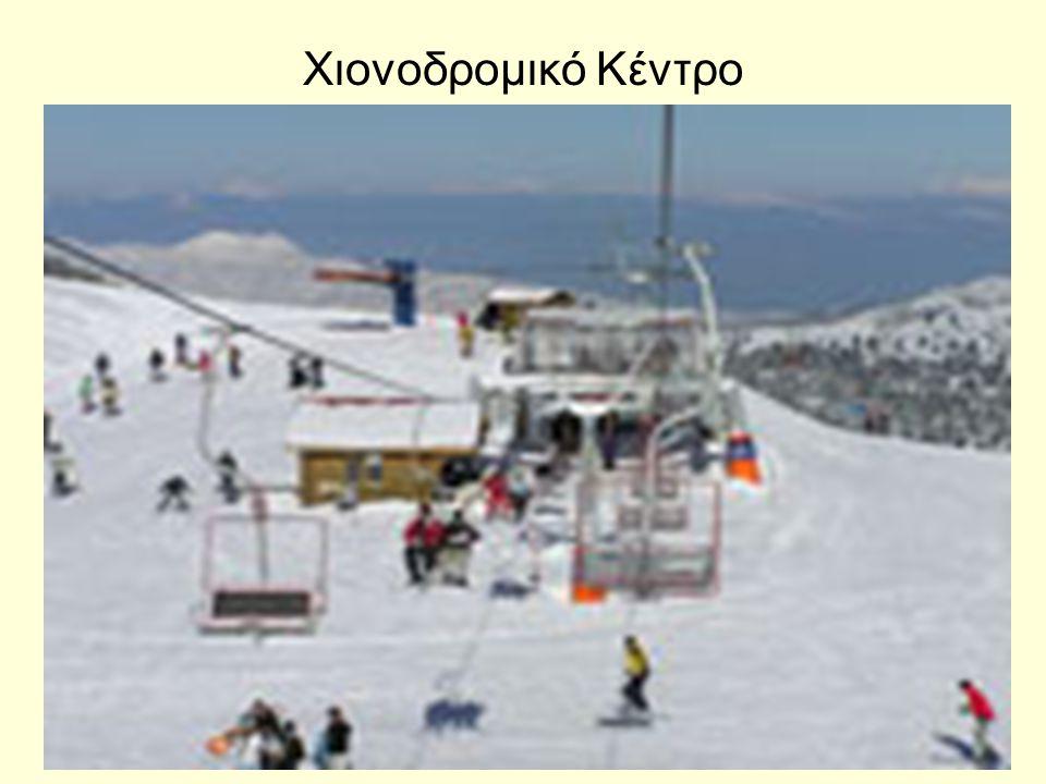 Χιονοδρομικό Κέντρο