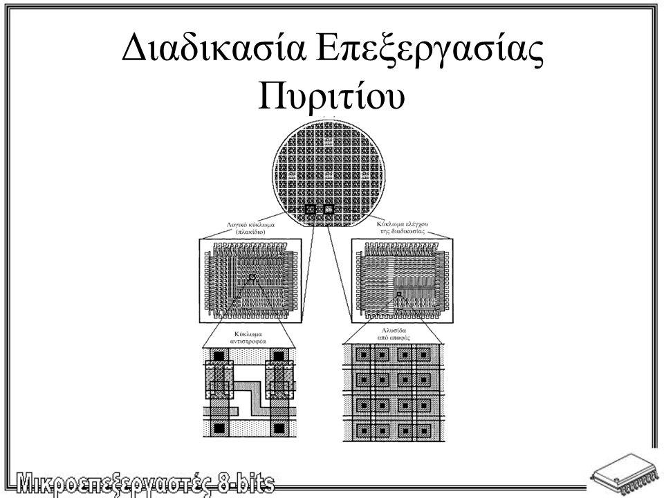 Διαδικασία Επεξεργασίας Πυριτίου