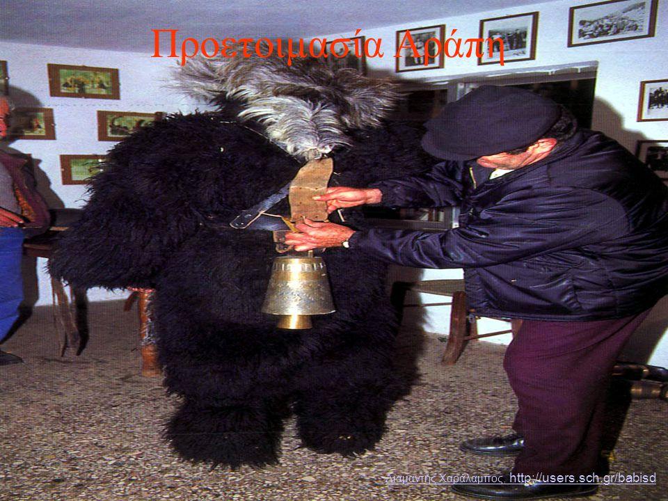 Προετοιμασία Αράπη Διαμαντής Χαράλαμπος, http://users.sch.gr/babisd