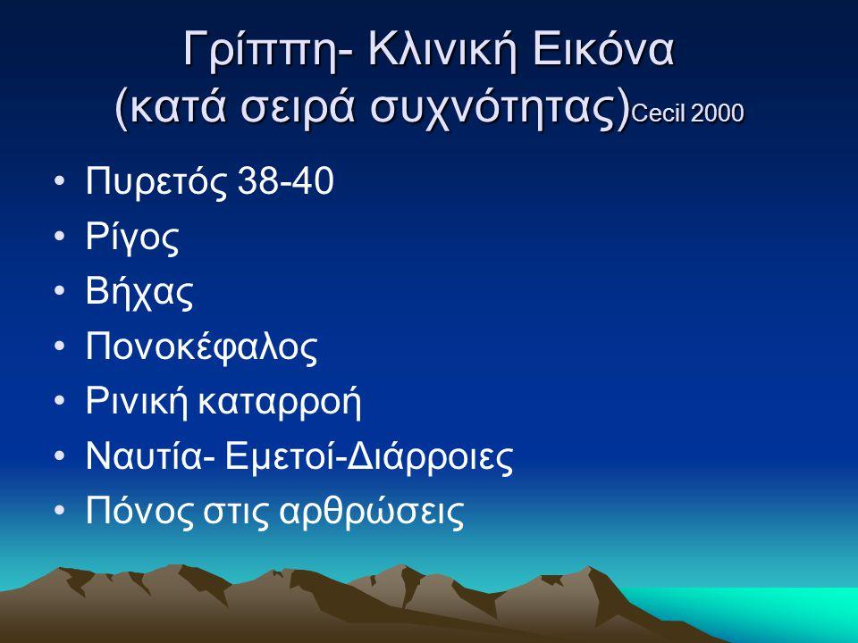 Τα κλασικά εμβόλια στην Ελλάδα και η χρησιμότητά τους