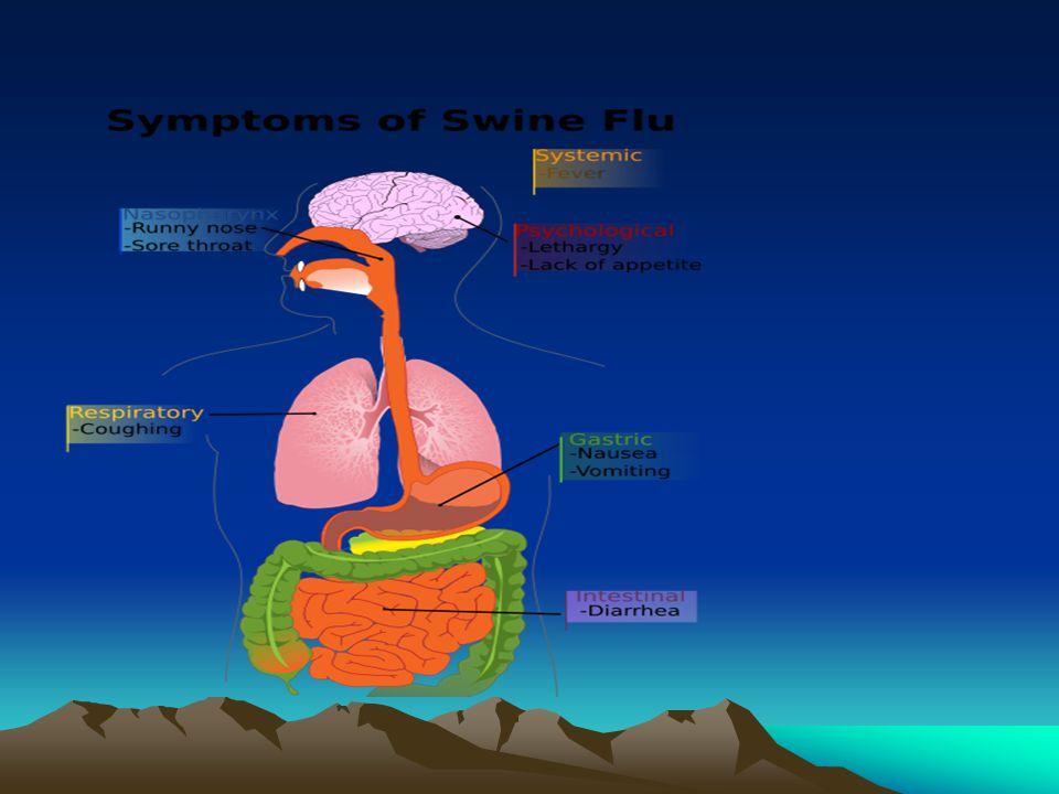 H1N1- Κλινική Εικόνα-σας θυμίζει κάτι; Πυρετός 38-40 Ρίγος Βήχας Πονοκέφαλος Ναυτία- Εμετοί-Διάρροιες Πόνος στις αρθρώσεις Ρινική καταρροή…ίδιες περίπου και οι επιπλοκές Άρα πως ξεχωρίζουν; Υπάρχει διαγνωστικό τεστ χαμηλής όμως αξιοπιστίας(60-70%)
