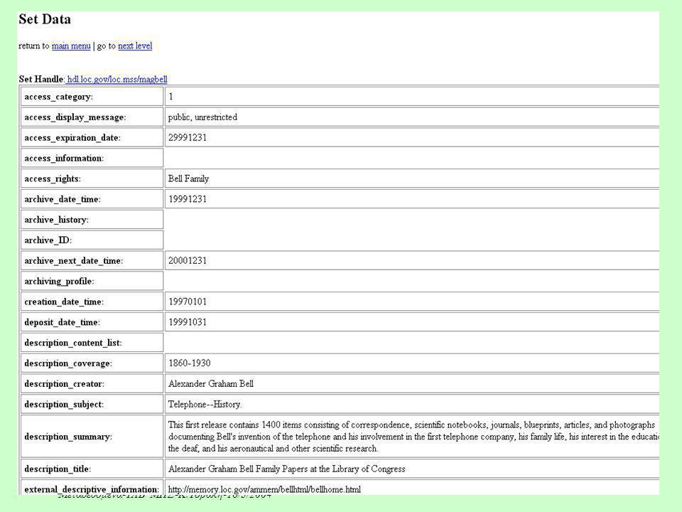 Μεταδεδομένα-ΤΑΒ ΜΠΣ-Κ.Τοράκη-16/3/2004 45