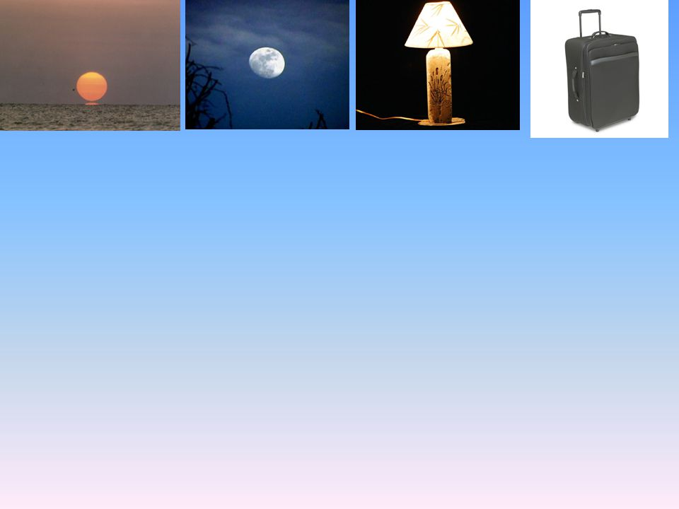 Τα αντικείμενα τα βλέπουμε α) επειδή είναι φωτεινές πηγές, (αυτόφωτα) β) επειδή φωτίζονται από άλλες φωτεινές πηγές (ετερόφωτα).