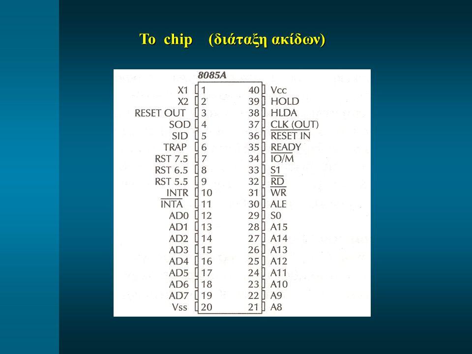 Το chip (διάταξη ακίδων)