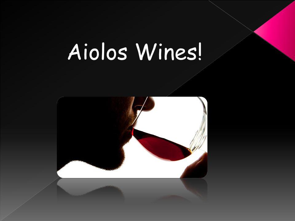 Aiolos Wines!