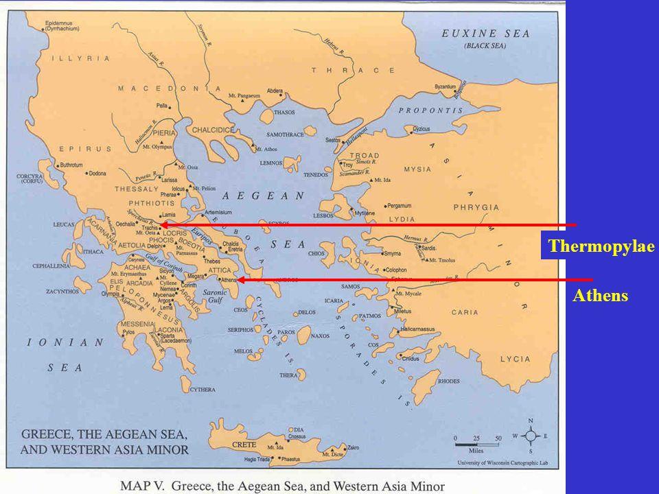Thermopylae Athens