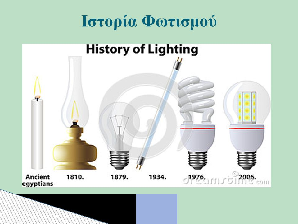 Ιστορία Φωτισμού