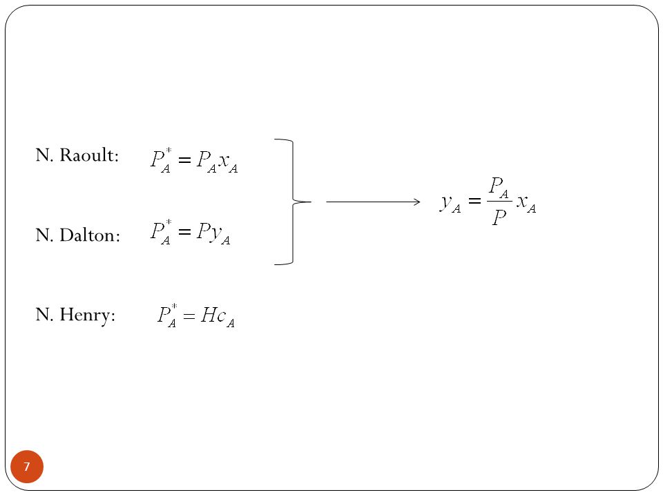 Συγκέντρωση 8 Πυκνότητα ή μαζική συγκέντρωση : Γραμμομοριακή συγκέντρωση : Ιδανικό αέριο :