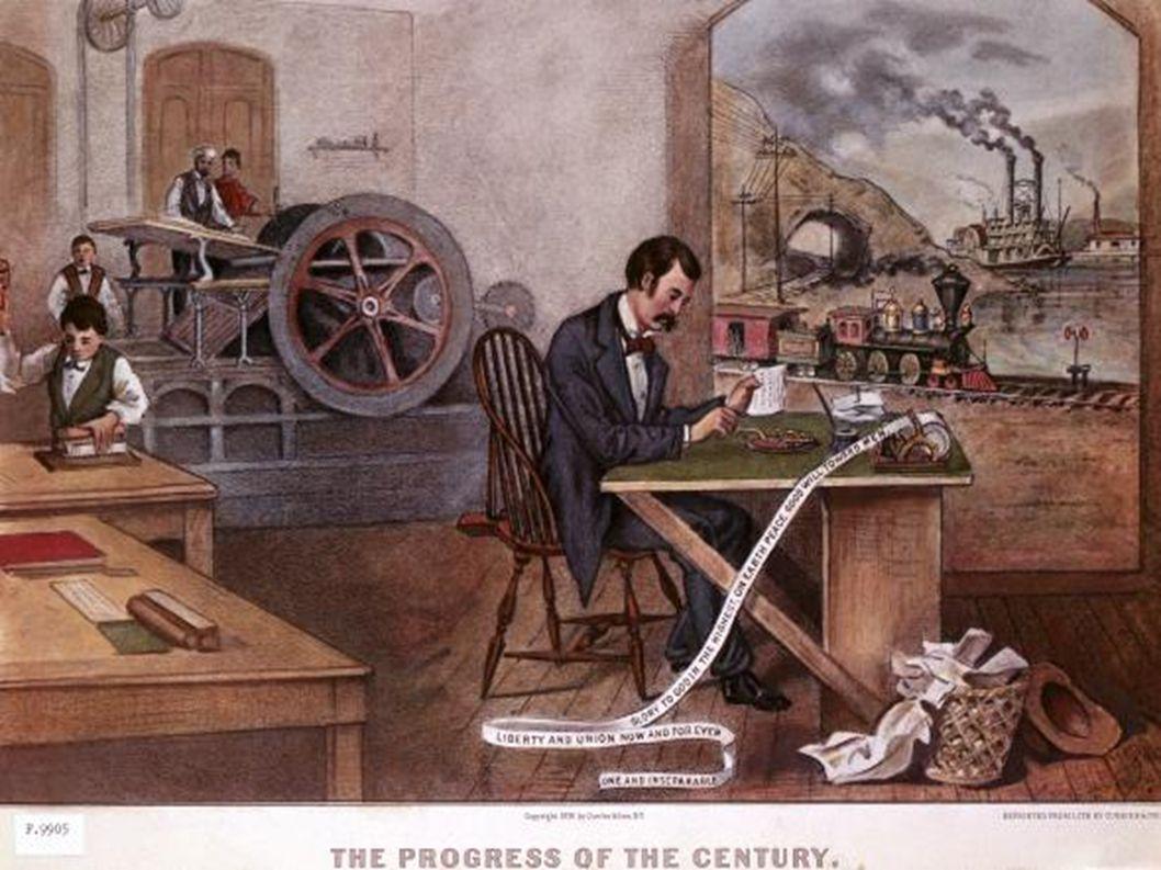  Η χρήση των μηχανών στην παραγωγή προϊόντων επεκτάθηκε.  Πολλοί αγρότες έμειναν άνεργοι και συγκεντρώθηκαν στις πόλεις.  Πολλοί επιχειρηματίες επέ