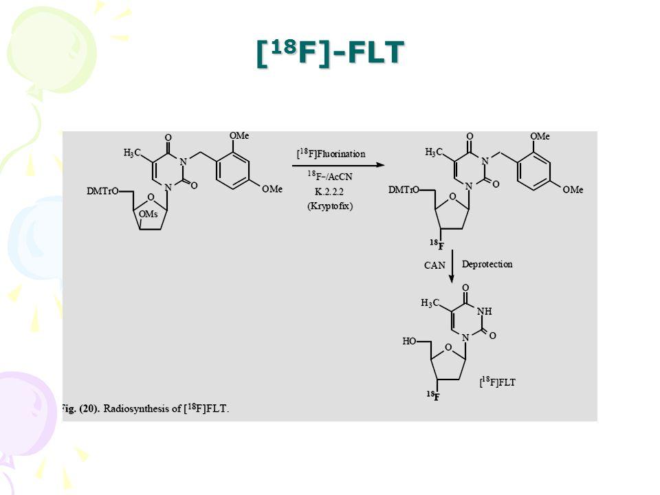 [ 18 F]-FLT
