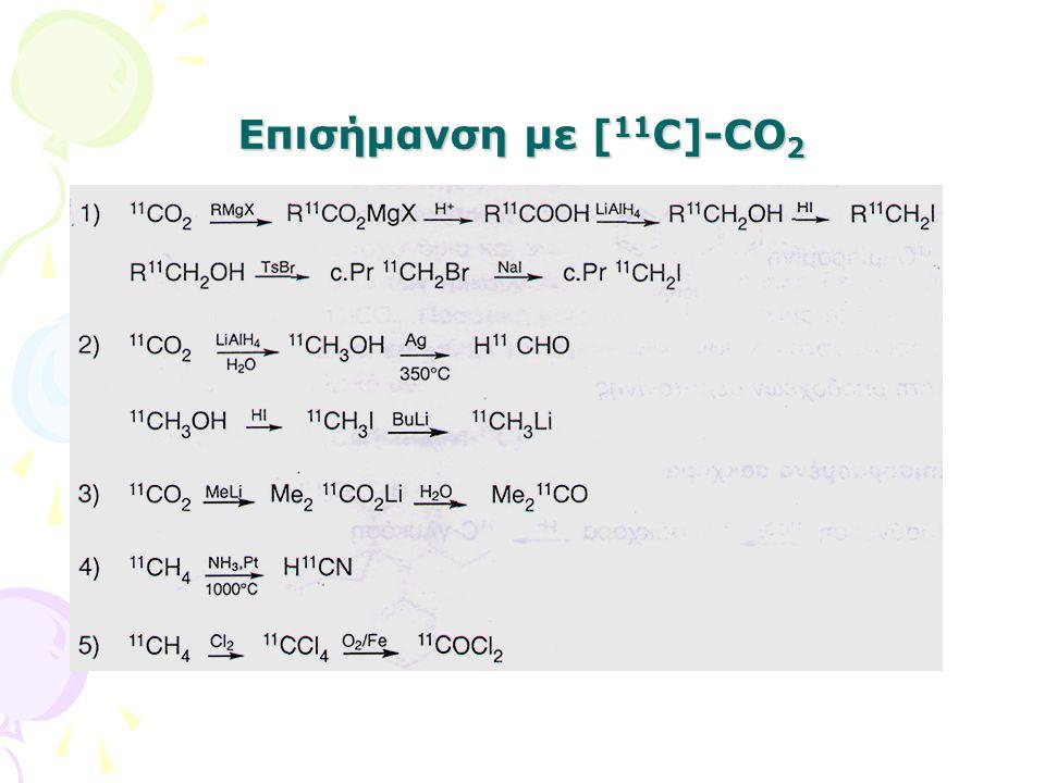 Επισήμανση με [ 11 C]-CO 2