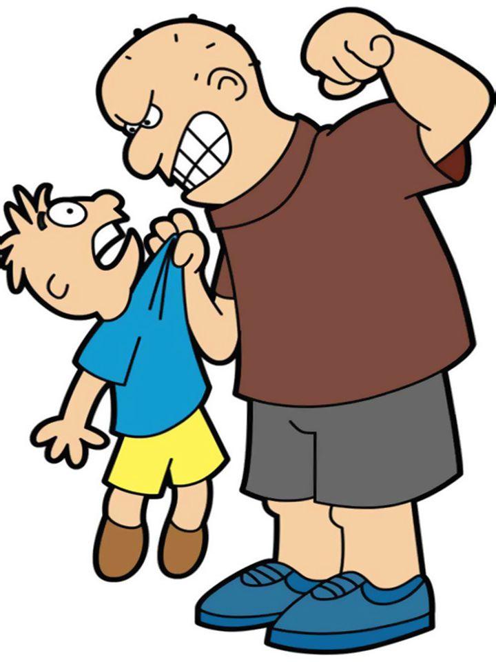 Κάποια παιδία θεωρούν τη βία μαγκιά, αυτό είναι ένα πρόβλημα που υπάρχει σε όλες τις περιοχές και δυστυχώς άμα δεν βοηθήσει κανείς δεν θα λυθεί .