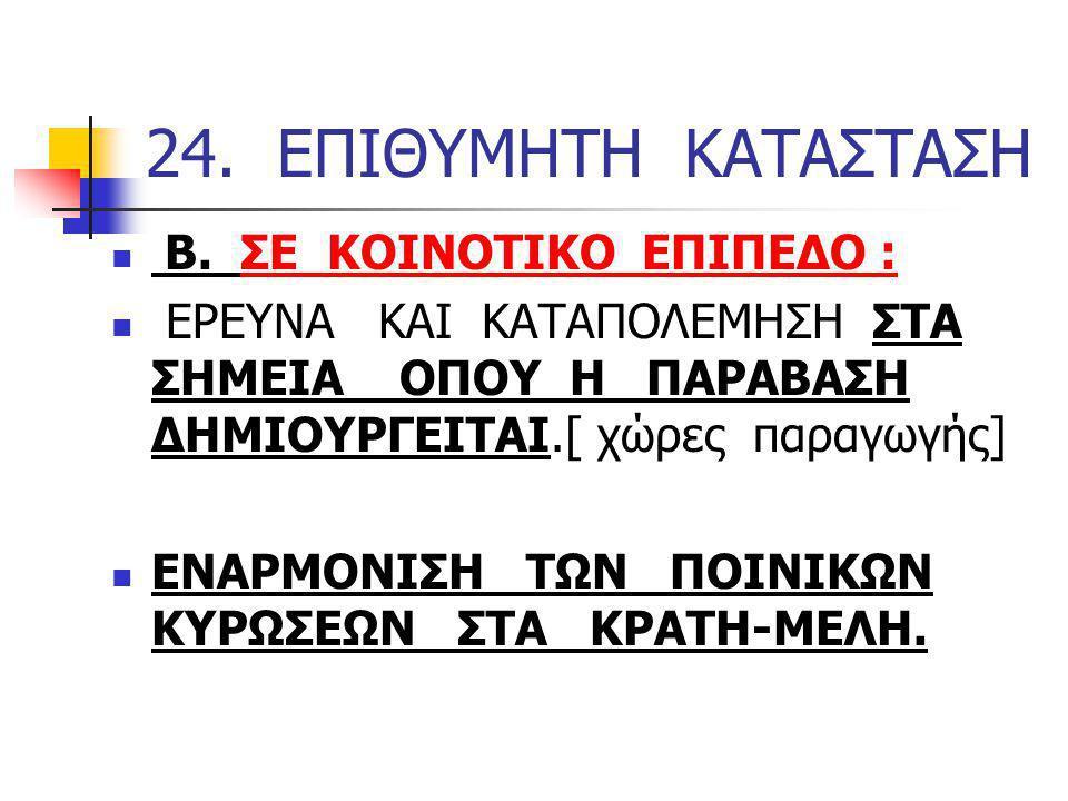 24.ΕΠΙΘΥΜΗΤΗ ΚΑΤΑΣΤΑΣΗ Β.