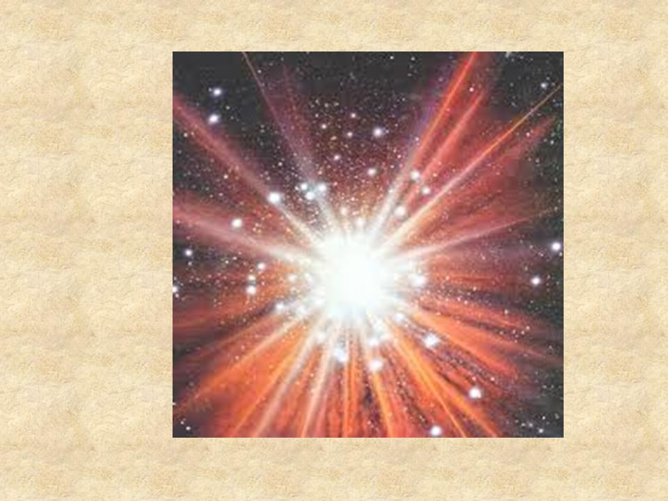 Το «μοντέλο της θερμής μεγάλης έκρηξης» ( Friedmann) Το Σύμπαν διαστέλλεται και ψύχεται.