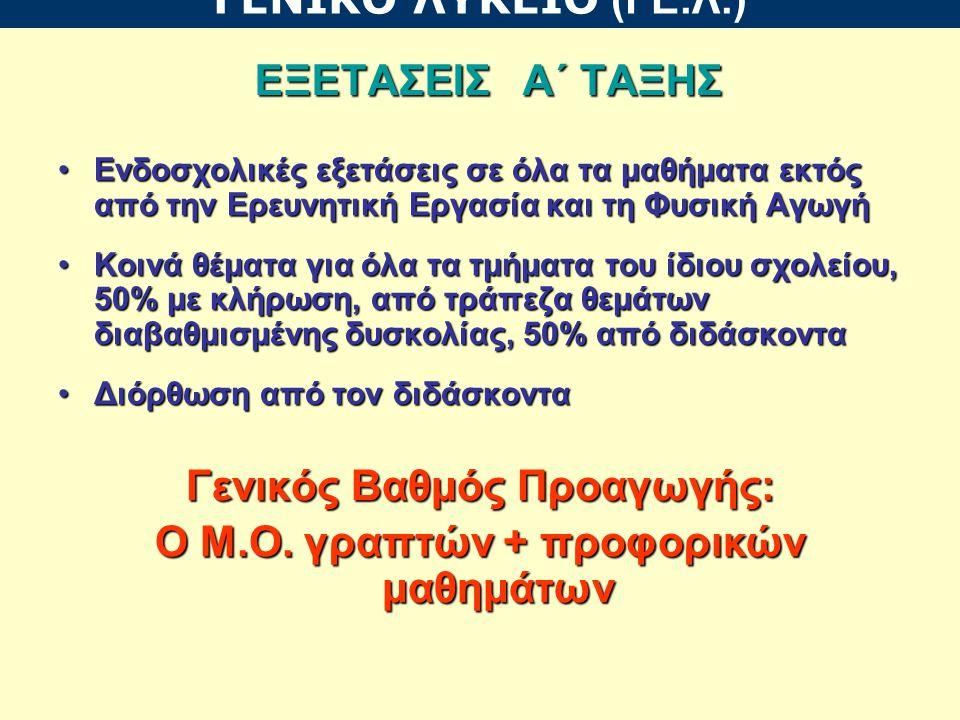 γ) Ε.Π.Ε.– Επιστήμες Υγείας Ι. Νεοελληνική Γλώσσα και Λογοτεχνία ΙΙ.