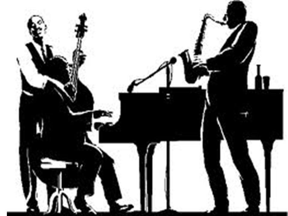 Τζαζ και χορός: Ο χορός έγινε η τελευταία μόδα στο τέλος της δεκαετίας του 30, καθώς πολλοί ήταν αυτοί που χορεύοντας ήθελαν ν αποτινάξουν από πάνω τους την κατάθλιψη.