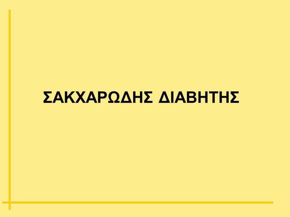 ΣΑΚΧΑΡΩΔΗΣ ΔΙΑΒΗΤΗΣ