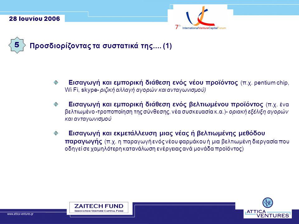 28 Ιουνίου 2006 Αρχικό κεφάλαιο: 30 εκ.