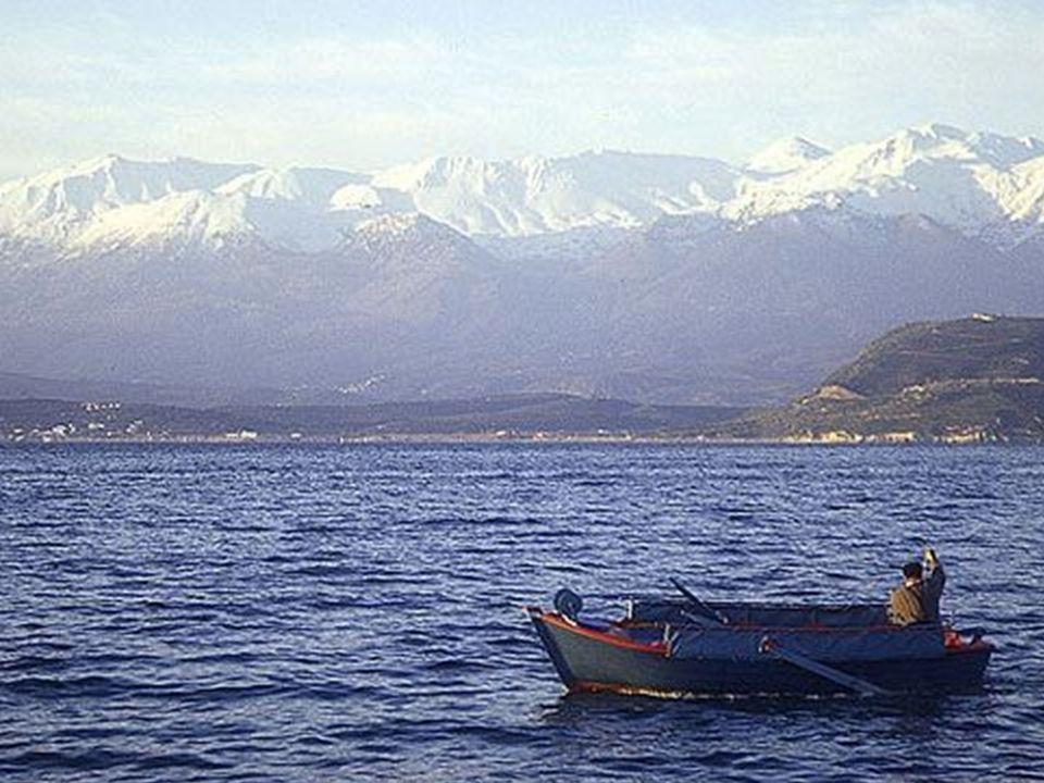 Ν. Χανίων, Όρη Μαράθη