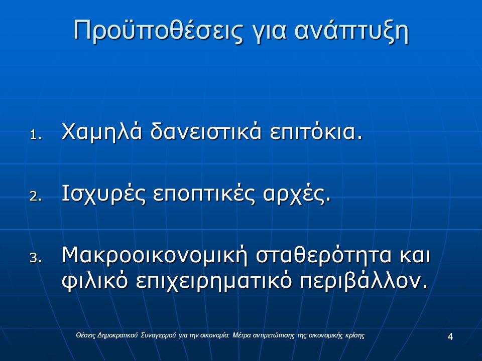 Μέτρα και Εισηγήσεις 1.