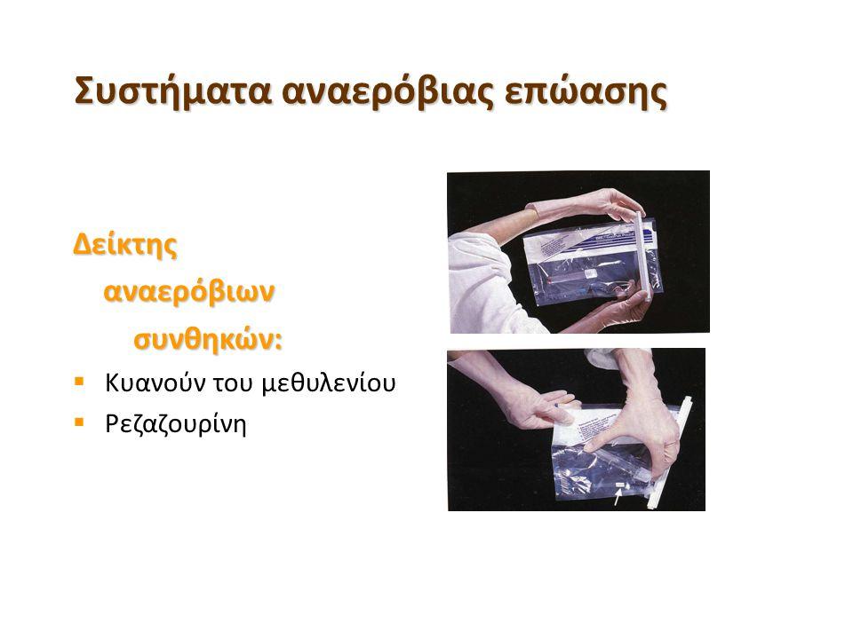 Συστήματα αναερόβιας επώασης Θάλαμος αναερόβιας αναερόβιας εργασίας εργασίας