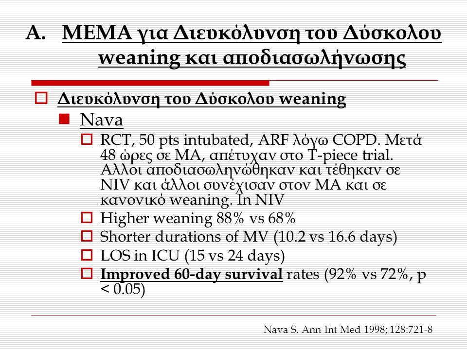 Nava S. Lancet 2009; 374:250-9