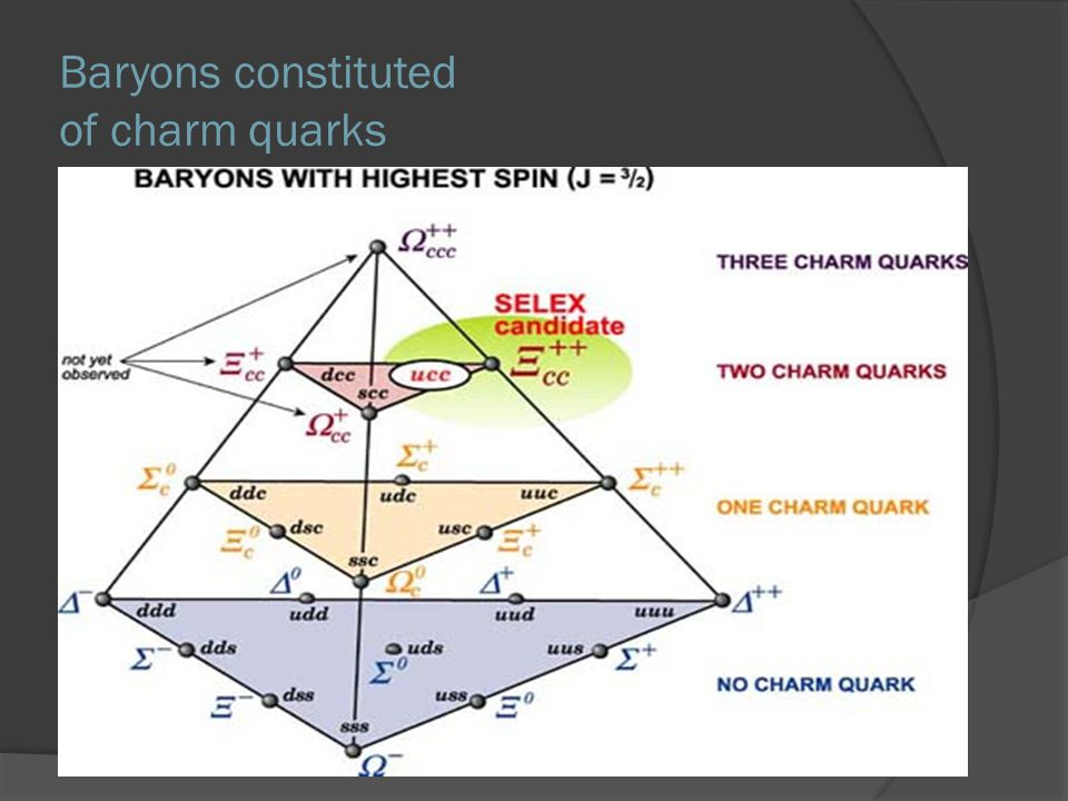 Baryons constituted of charm quarks