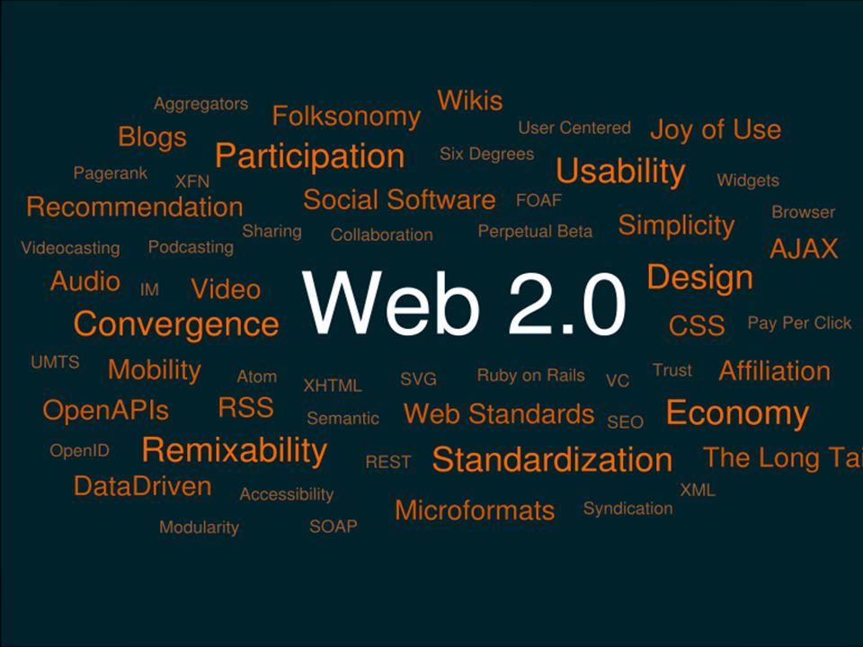 42 Κριτική-Μειονεκτήματα Web 2.0 Αλλά ίσως η πιο αυστηρή κριτική είναι ότι ο όρος είναι ασαφής και προς εντυπωσιασμό του ακροατή.