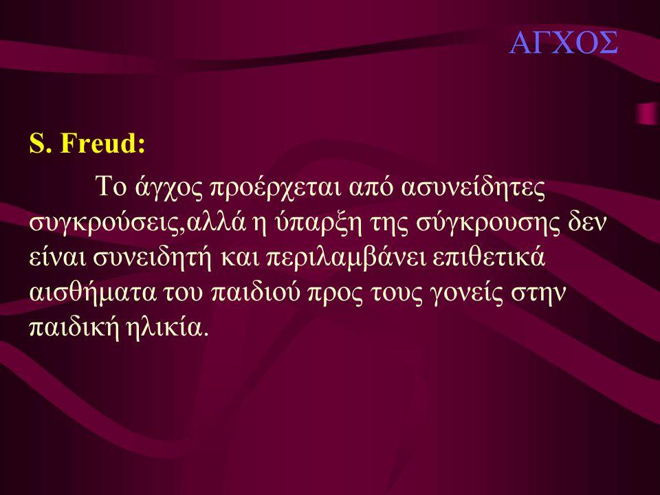 ΑΓΧΟΣ S.
