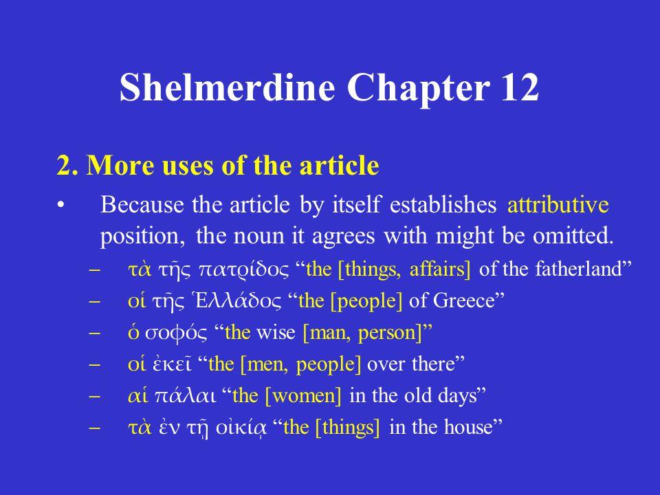 Shelmerdine Chapter 12 2.