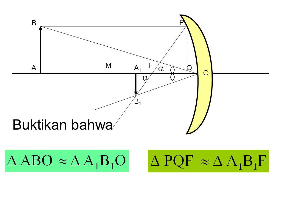 M A B A1A1 B1B1 O F P Q