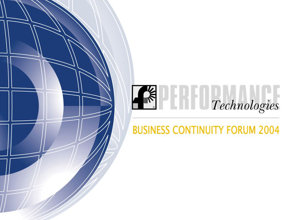 Ensuring Continuity of Key IT Services Διονύσης Χιντζίδης Solutions Consultant