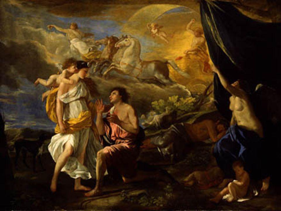 Da Zeus ha dato alla luce il Pandias dea (pan zia) e Ersa (Dew). Anche, come dicono alcuni suoi figli erano i tempi (stagioni).