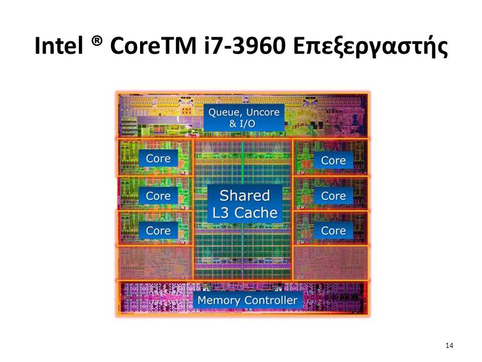 Ιntel ® CoreTM i7-3960 Επεξεργαστής 14