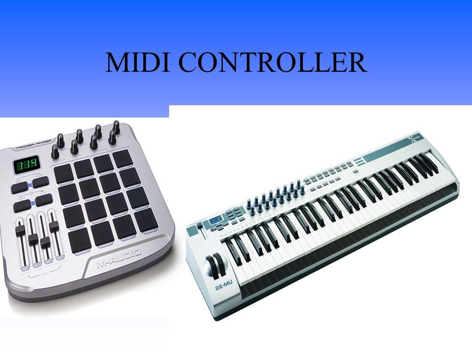 ΜΙDI CONTROLLER