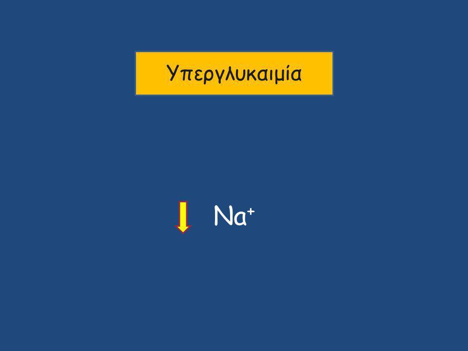 Υπεργλυκαιμία Na +