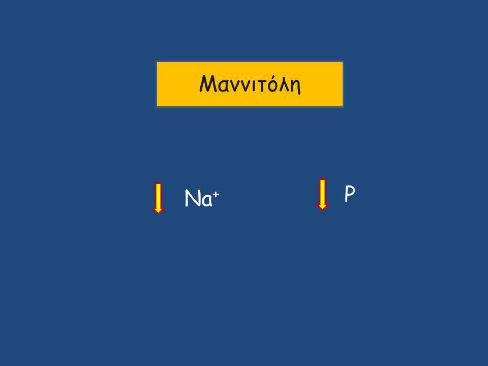 Μαννιτόλη Na + P