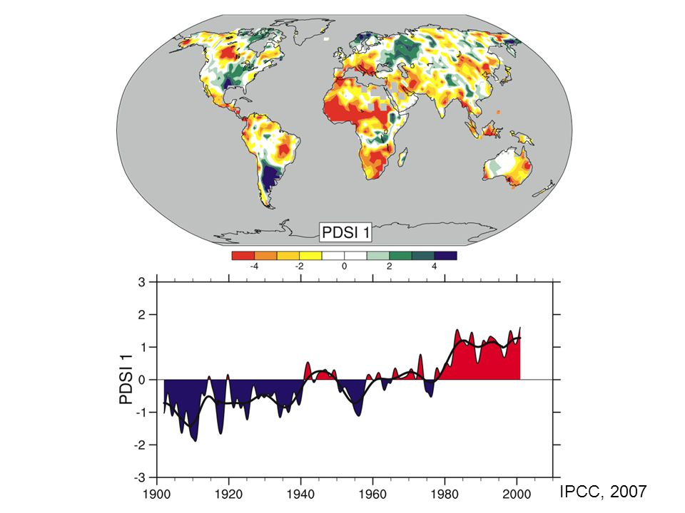 IPCC, 2007