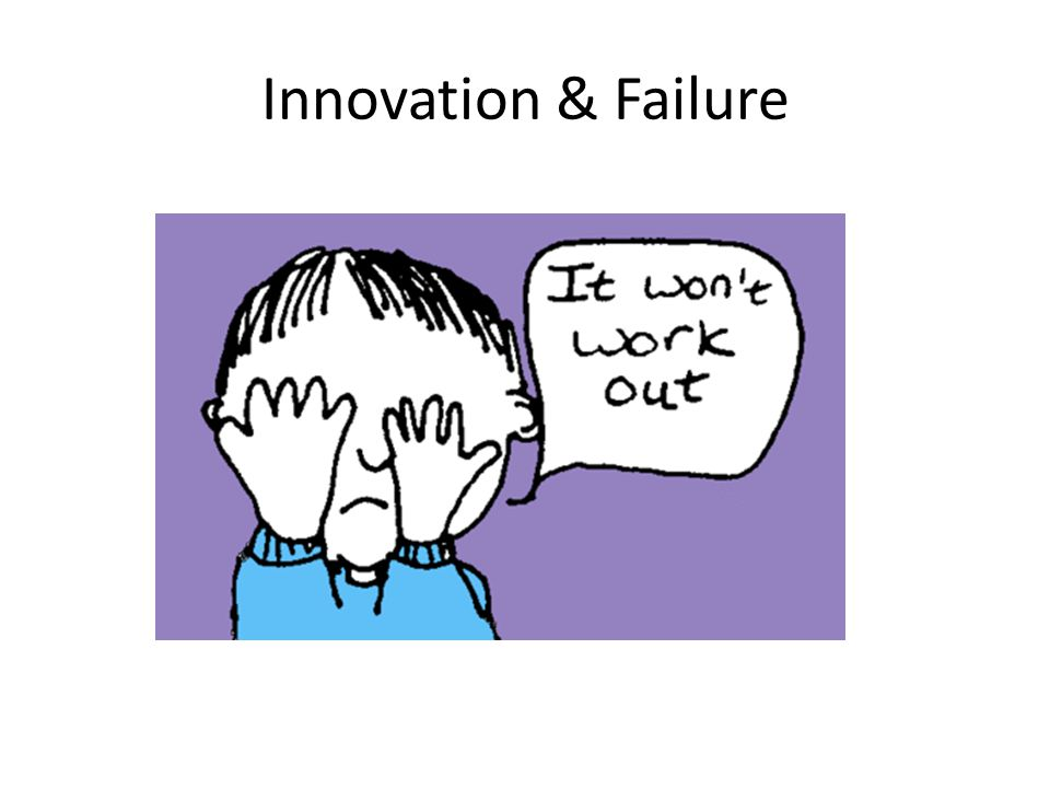 Innovation & Failure
