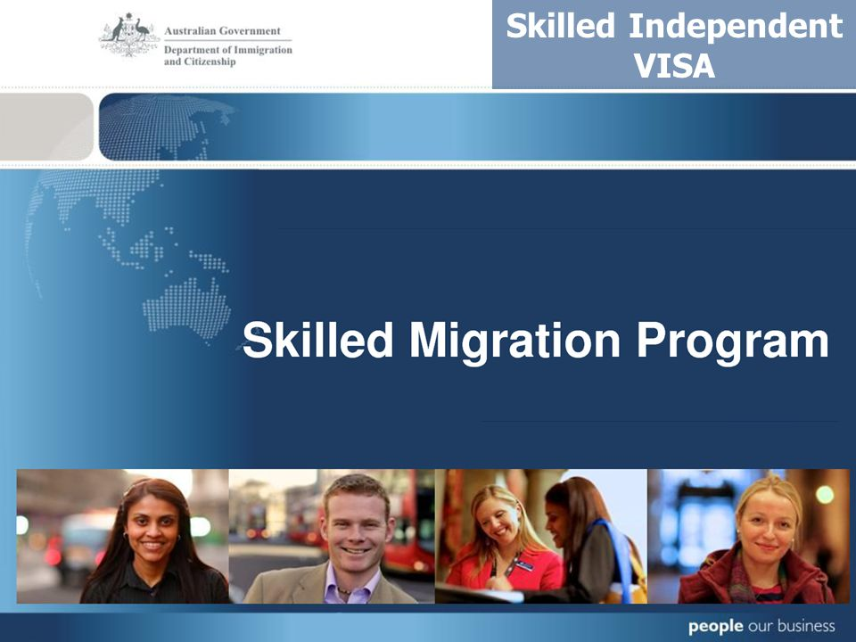 Skilled Independent VISA