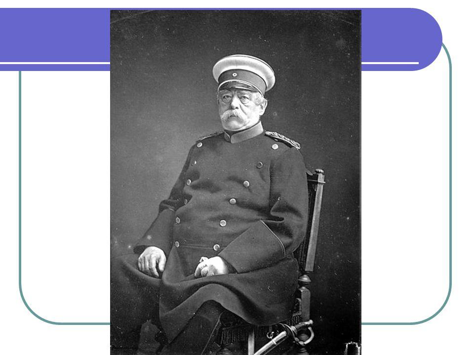 Νικά κατά κράτος Αυστρία στο πεδίο της μάχης (1866), το ίδιο και τη Γαλλία (1870-71).