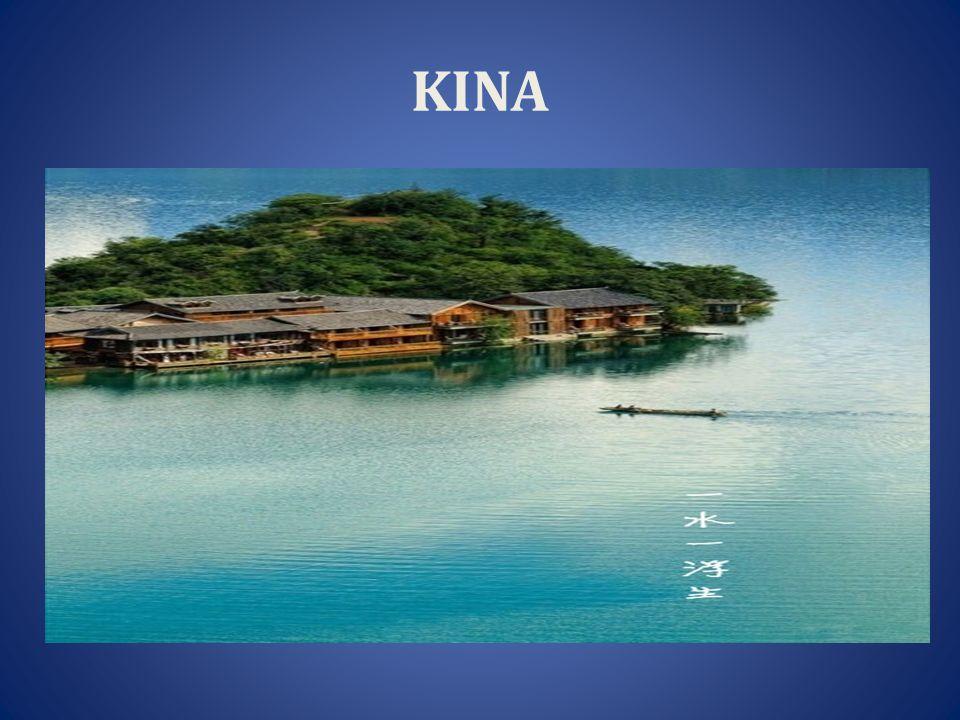 ΚΙΝΑ-Ο ΓΙΓΑΝΤΑΣ ΤΗΣ ΑΝΑΤΟΛΗΣ Με έκταση 9.596.961 τετρ.