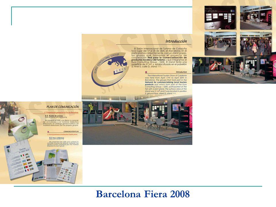 Barcelona Fiera 2008