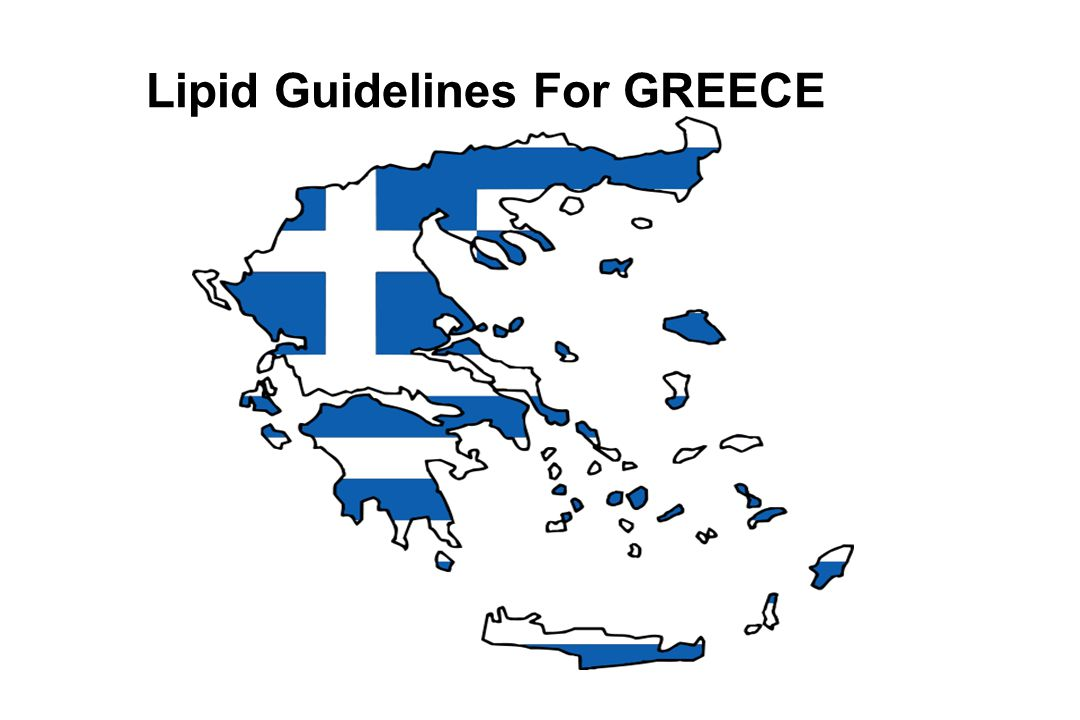 Lipid Guidelines For GREECE