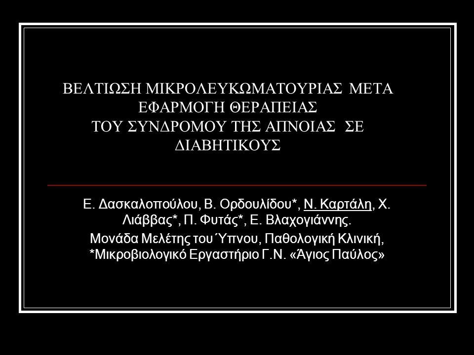 ΜΙΚΡΟΛΕΥΚΩΜΑΤΟΥΡΙΑ